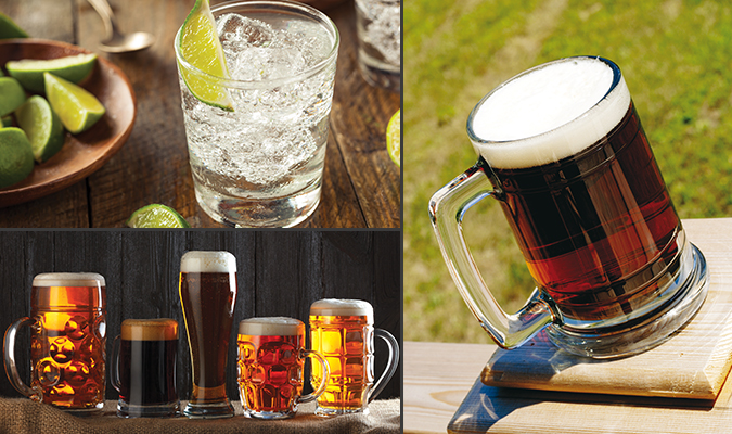 3 Real Ales, Craft Beers & Range of Great Gins - The Jolly Gardeners